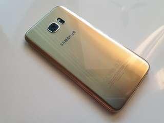 Samsung S7 Edge (Good Condition)