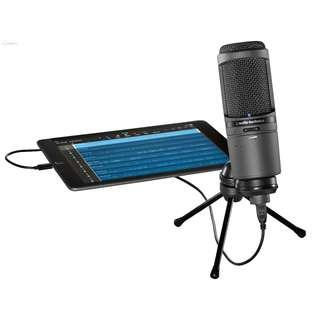 Cardioid Condenser Microphone (Recording Microphone)