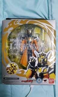 SHF Kamen Rider Wizard Land Dragon