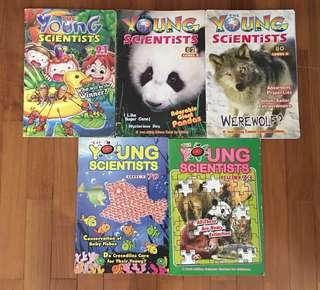 Young Scientists 5 for $7