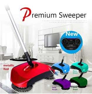 Premium sweeper