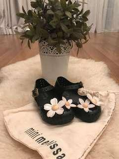 Used Original Mini Melissa Shoe 22/23 EU