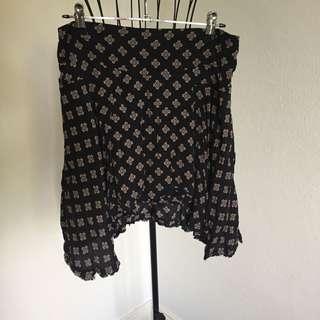 (6) Free People skirt
