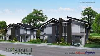 House and lot in Angono By Robinsons