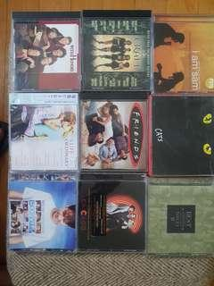Package Sale : 9 OST Cds