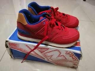 New Balance Classic Traditionnels Red