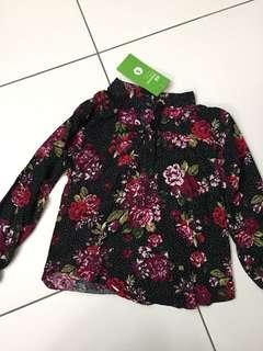 Floral Top NEW