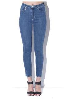 Neuw denim high skinny Marilyn jeans