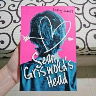 Sean Griswold's Head (Lindsey Leavitt) | Imported Novel/Novel Impor/Novel Inggris