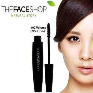 The Face Shop Freshian Volumizing Mascara #02