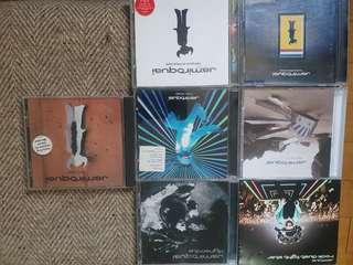 Package sale: Jamiroquia albums