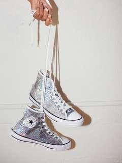 Sparkly Converse