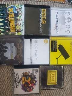 Package sale: varios alt artist - eels, aar, fob etc.