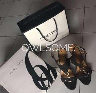 High Heels Nine West Original 100% + Free ongkir Jakarta