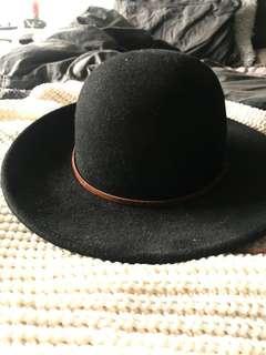 Brixton wide brimmed hat
