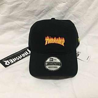 cbb174862a0 Clearing - Japan Thrasher Magazine x New Era strap cap