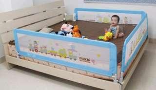 Bedrail baby