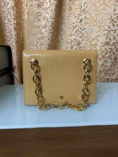 Authentic small bag,Bruno magli ,85%new,good conditions as pic,size 20*15*8cm