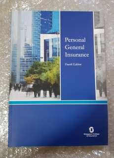 Personal General Insurance (Fourth Edition)