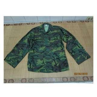 陸式抗近紅外線 迷彩野戰衣 陸軍迷彩野戰衣