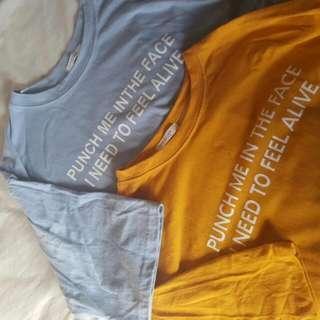 Basic T- Shirt