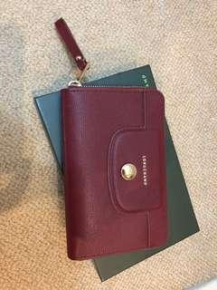 🈹Longchamp wallet