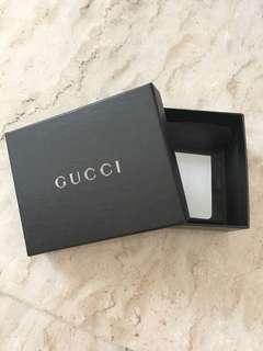 Box kosong Gucci authentic