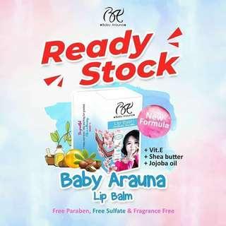 Baby Arauna (LIP BALM & LIP CARE)