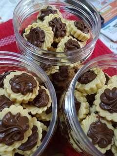 🌠Homebake tasty crispy Nutella tarts🌠