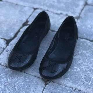AUTHENTIC GUCCI ! Ballet Flats Size 35.5