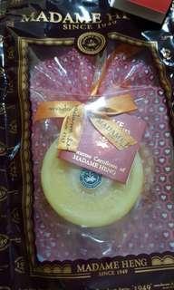 Madam Heng Honey Gen soap