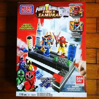 MEGA BLOKS Power Ranger Super Samurai