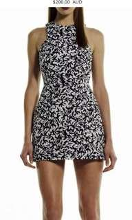 Bec and bridge dress size 12