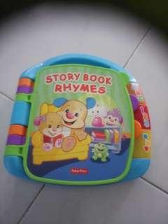 Story Book and Rhymes