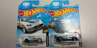 Hotwheels Lot