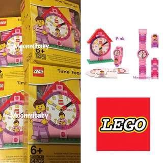 🌸現貨🌸 🇺🇸 美國入口一 Lego 學習時間套裝 (粉紅色)