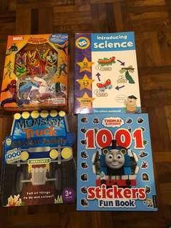 A7 - 4 Buku Cerita Anak