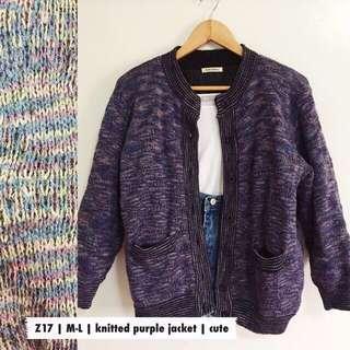 Oversized Winter Jacket/Cardigan