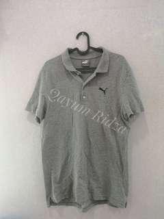 Puma Collar T Shirt