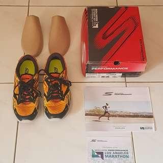 Skechers Men's Cowo Running Shoes GoMeb Go Meb Speed 3 Ori