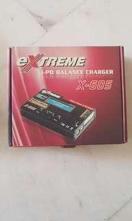Extreme All in one lipo/Nimh/Nicad smart charger X-605