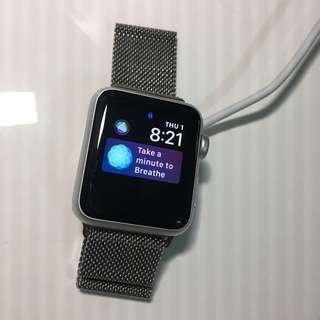 Apple Watch series 1,38mm 無盒