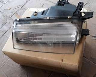 Headlamp (L) Bosch OEM Iswara Aeroback 1.3M