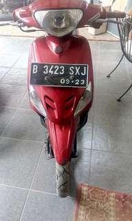 Yamaha Mio Merah 2007