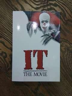 NECA IT the Movie Pennywise Reel Toys Horror