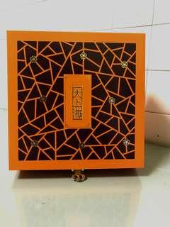 Grand Shanghai Restaurant Mooncake Box