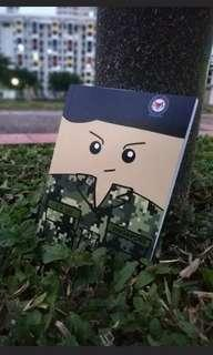 SAF Army Notebook ORD Present