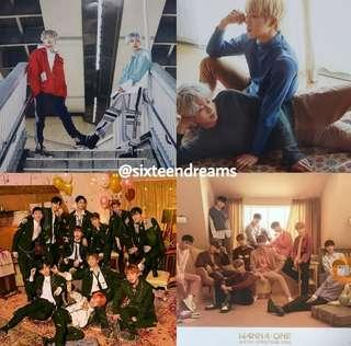 KPOP POSTERS CLEARANCE