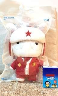 得意 MitLI MAX-1中國米兔🤣😃