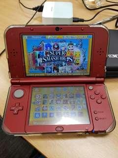 3DS XL with Custom firmware